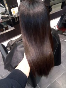 arfrisörcentrum med GK Hair